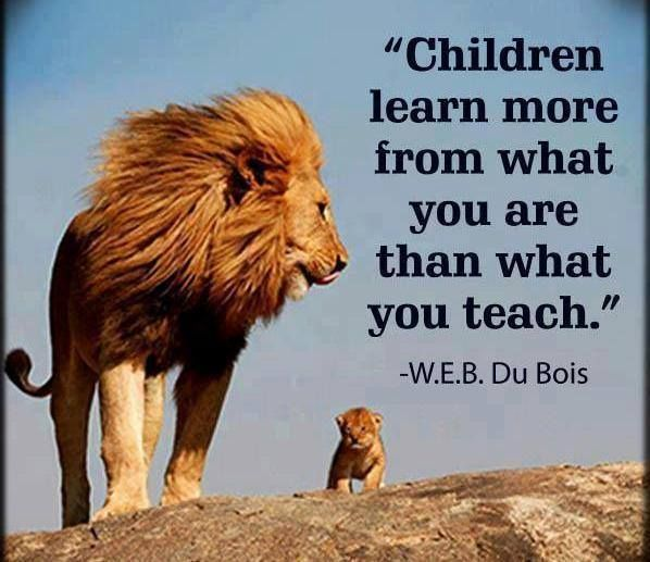 children-learn-from-what-you-are-family-quotes-sayings-pictures