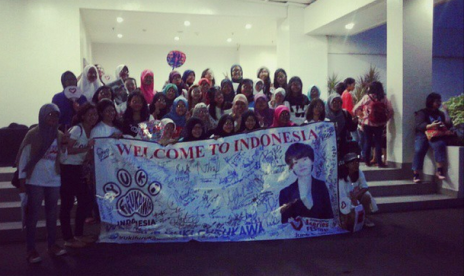 Furukawa Yuki Fans Club in Indonesia picture from @pvrmv instagram